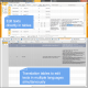 Merlin Backoffice : full edition of texts directly in tbles