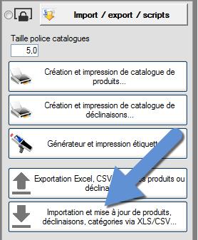 Comment importer avec PrestaPricing un fichier excel?